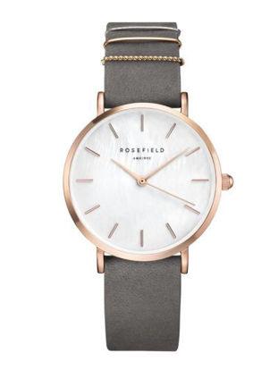 Image de Montre avec bracelet gris de la Collection Rosefield