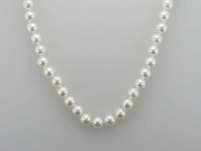 Image de Collier de perles de culture 20''