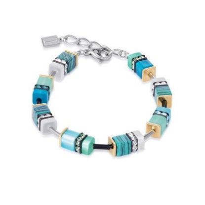Image de Bracelet turquoise de la Collection Cœur de lion
